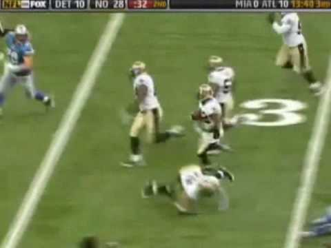 Darren Sharper Highlights 2009