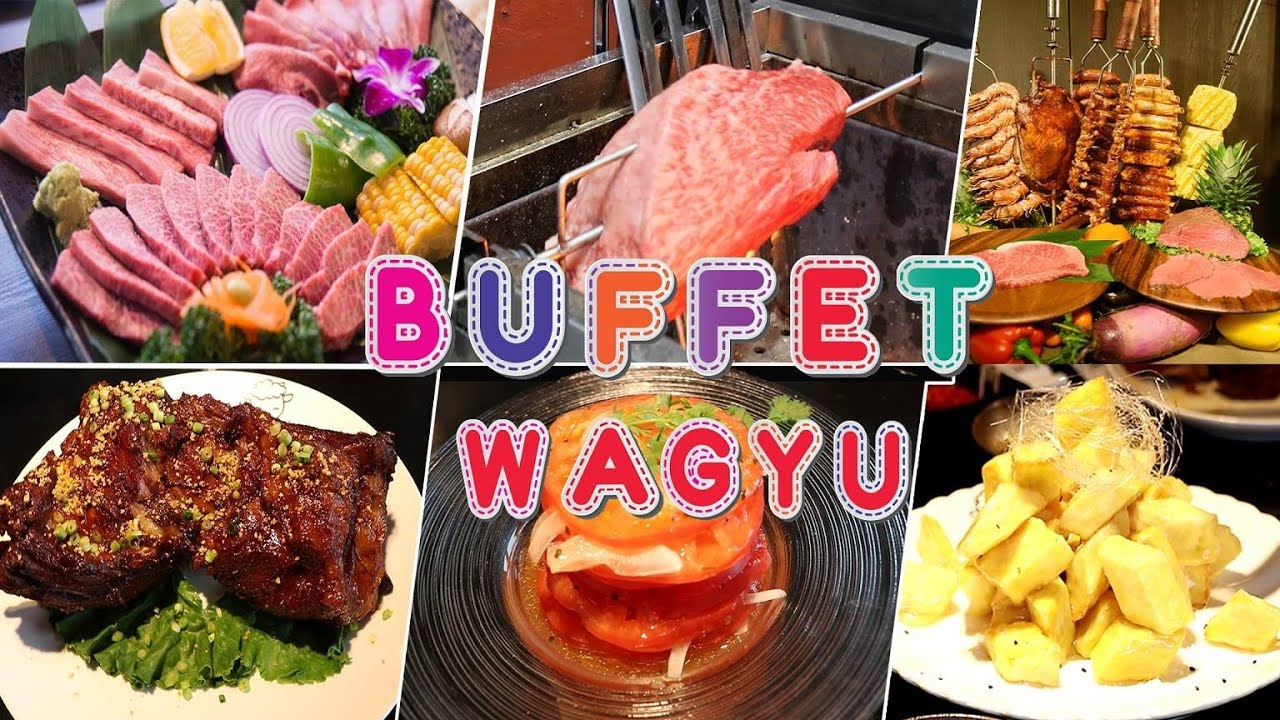 ร้านเนื้อย่างบุฟเฟต์ อร่อยสุดถูก ใจกลางโตเกียว