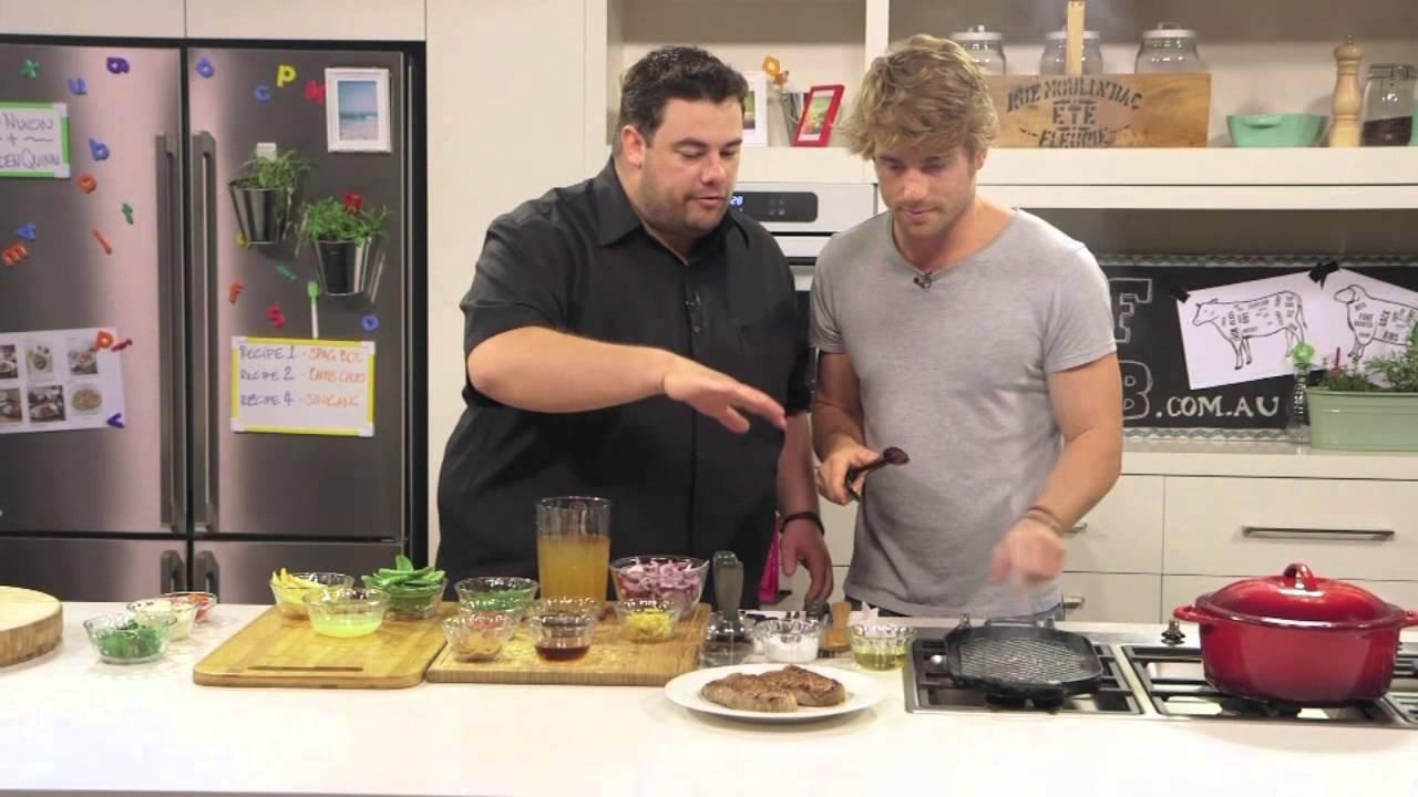 Beef Sinigang (Filipino Sour Soup) - Video Recipe - YouTube