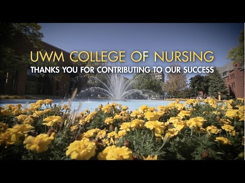 UWM College of Nursing Thanksgiving