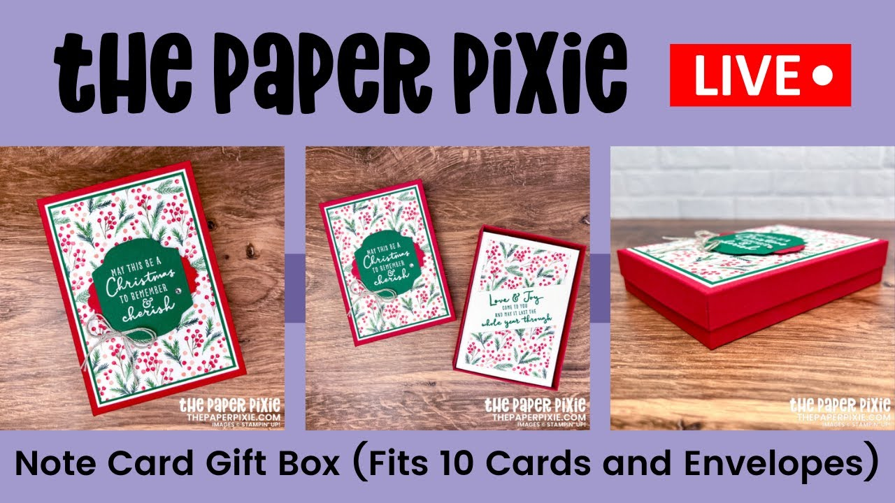 Download 🔴 LIVE! with The Paper Pixie - Episode 215