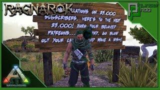 OTTERS ON RAGNAROK - GETTING READY FOR WYVERN EGGS Ark: Survival Evolved Ragnarok 9