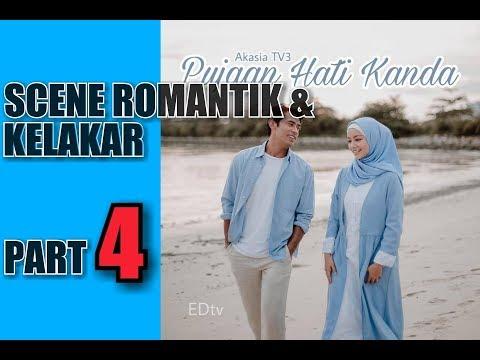 Pujaan hati kanda- scene romantik/kelakar part4