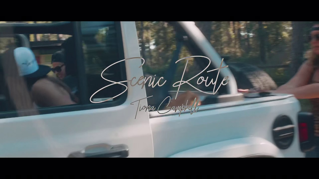 Tiona Campbell | Scenic Route | Official Music video