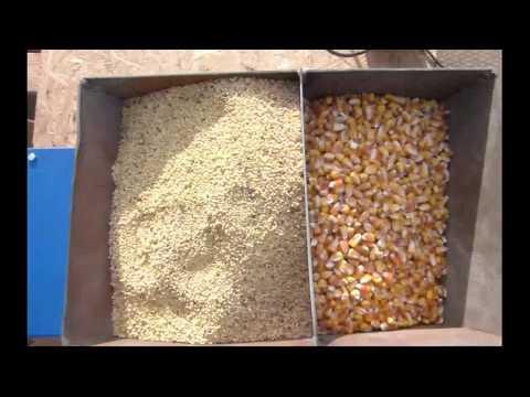 Смеситель сыпучих продуктов (вариант 1)
