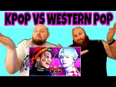 K-POP VS POP / K-RAP VS AMERICAN RAP (2018) BIG PAUL IS BACK BABY!!!!