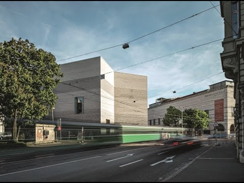 Kunstmuseum Basel – A movie about the new building