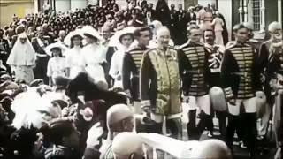 Император Николай II в цвете