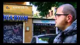 Gambar cover L'arte della saracinesca a Roma grazie a  Diego CHR