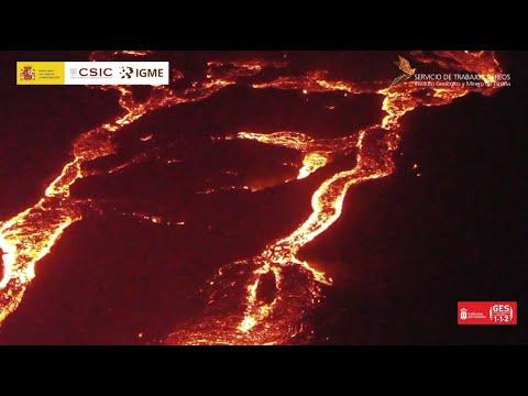 🔴Noticia - La colada de lava engulle más casas y obliga a nuevos desalojos