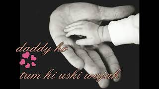 The Daddy song (by Vineet Dhingra) /New WhatsApp  status   / Lyrical Video / Ak Superstar /