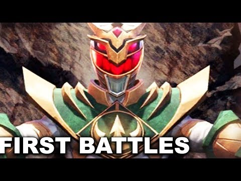 Power Rangers: Legacy Wars - Lord Drakkon Challenge First Battles