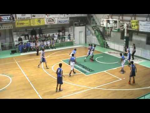 Zonal U13: Olavarria vs Tres Arroyos segundo Tiempo