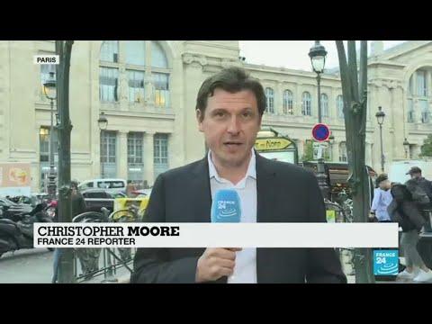 Paris braces for massive transit strike over pension reform