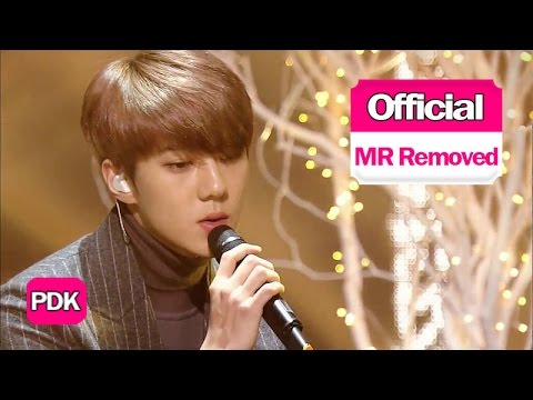 [MR Removed] EXO - Sing For You