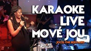 Jocelyne Beroard - mové jou karaoke Antillais