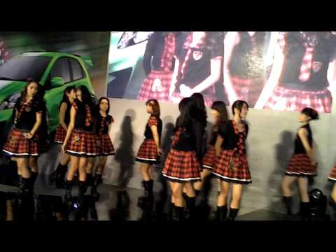 JKT48 - Bingo at Mall Taman Anggrek