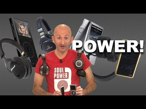 Casque & baladeur audio : les duos certifiés par Power ! (Power 120)