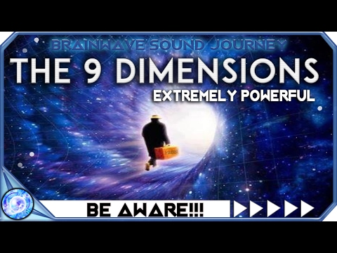 BE AWARE: FEEL IMMENSE POWER!!! BEST LUCID DREAMING / OUT OF BODY EXPERIENCE MUSIC: Binaural Beats