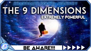 FEEL IMMENSE POWER!!! LUCID DREAMING / OUT OF BODY EXPERIENCE MEDITATION: Binaural Beats Meditation thumbnail