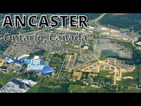 Ancaster, Ontario, Canada | Flight Simulator 2020 (Ultra)