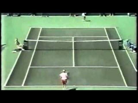 MONICA SELES vs JENNIFER CAPRIATI - MIAMI MASTERS 1991 Q/F HD HIGHLIGHTS