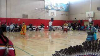 2012 Junior Boys Dance at Seattle Powwow at American Indian Heritage Middle College
