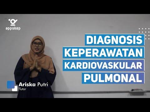 #Episode 3 Materi Pembelajaran : Diagnosis Keperawatan Kardiovaskular Pulmonal