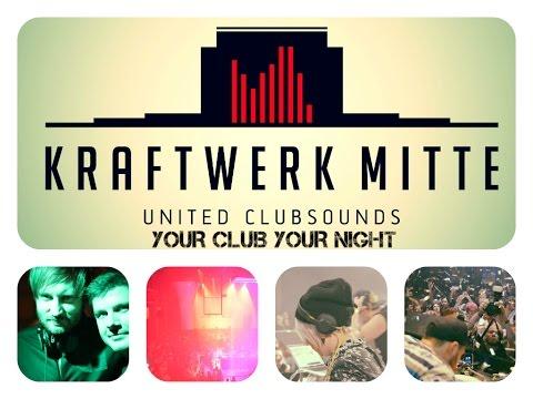 Your Club Your Night Kraftwerk Mitte Dresden