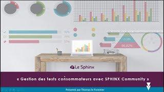 Webinaire : Test consommateur, gérez votre base de volontaires avec Sphinx_29.05.2018