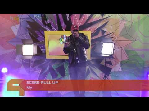 KLY performs Scrrr Pull Up - Live Performances