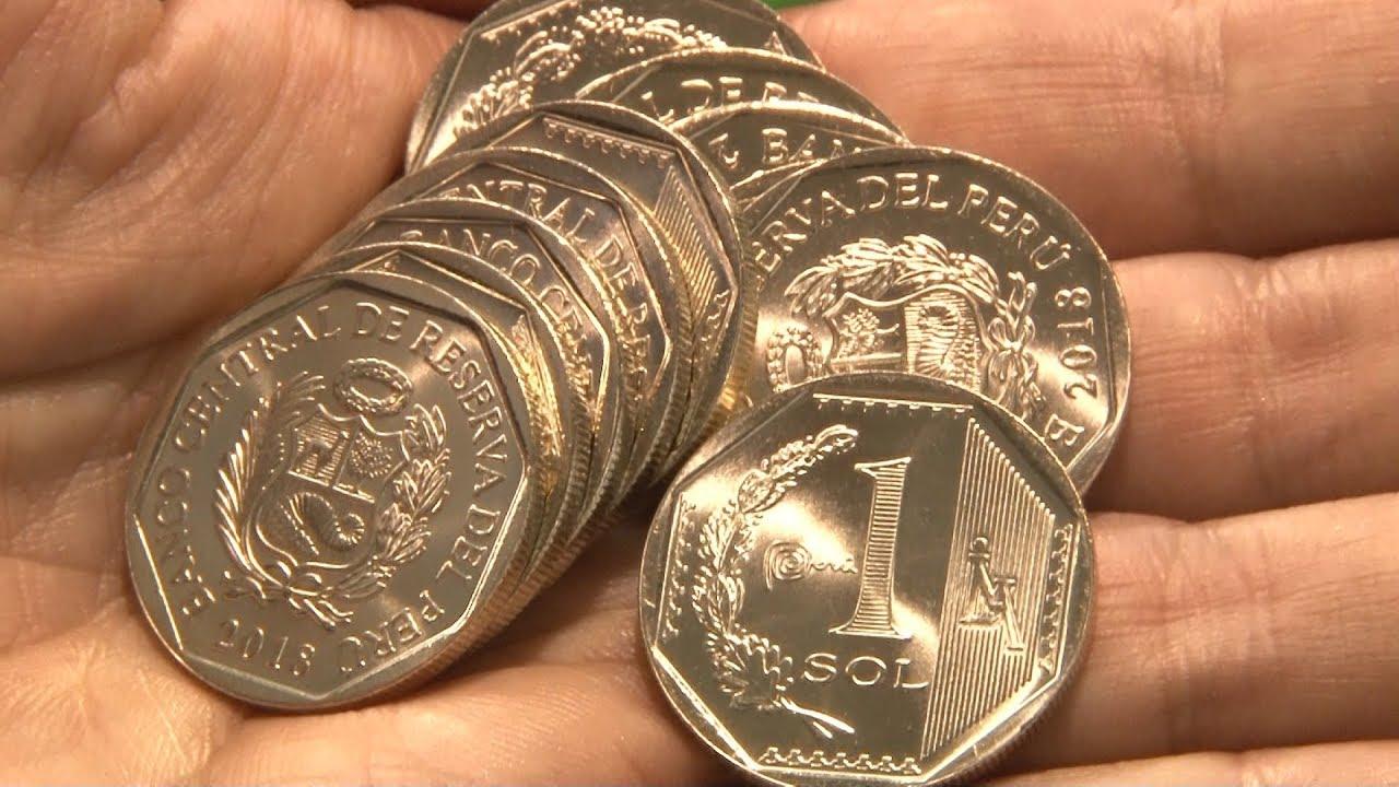 Imprimen La Primeras Monedas De Un Sol Del 2018 Youtube