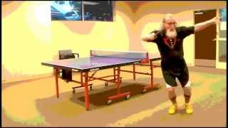 PING PONG .. HIP in your HOP .. DANCE ..