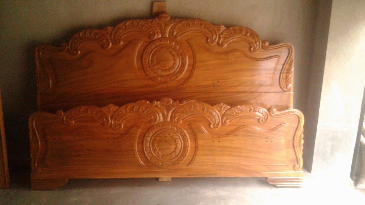 New design wood polish box khat - YouTube