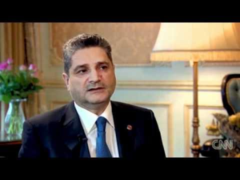 Tigran Sargsyan interview to CNN