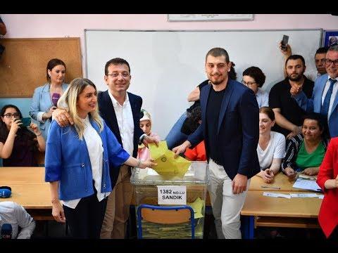 İstanbul'da demokrasi kazandı, herkes kazandı.  ekrem imamoğlu