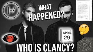 Tower Of Silence? Dema? What Happened and What Might Happen! April 29th? (Twenty One Pilots)