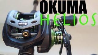 Okuma Helios baitcast reel (2013 model)