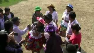 SANTIAGO DE AHUAYCHA  1-4 2014