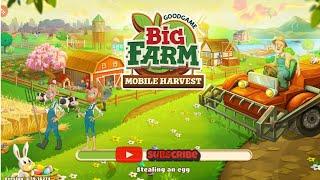 Big Farm Mobile Harvest - Free Farming Game Online | KIDS GAME CHANNEL | # 9
