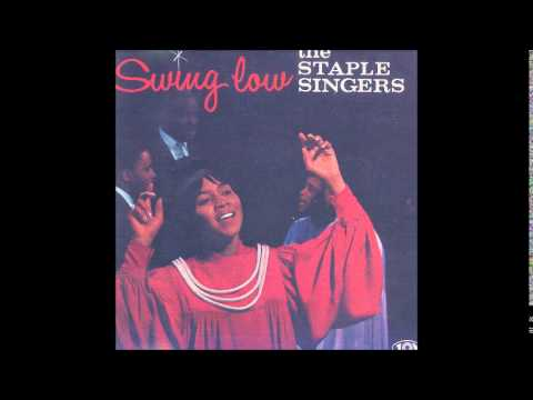 Swing Low Staple Singers HELA LPn