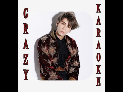 Jonghyun (SHINee) - Crazy (Guilty Pleasure) ft Iron Karaoke with Backing Voice