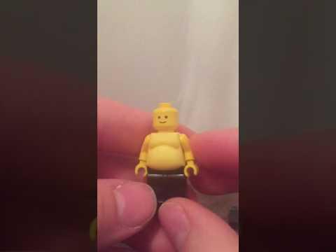 Lego Torsos Heavy Male/Female, Basic Female