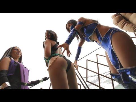 Лучшие приколы - трейлер Мортал Комбат 10