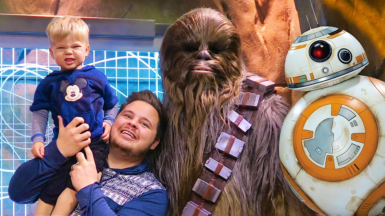 DAILY BUMPS MEETS STAR WARS! - YouTube