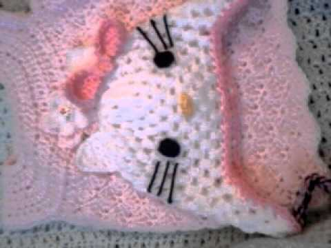 Crochet Kitten Stitch : crochet shell stitch dress, kitty hat, pumpkin hat, Haylees Hats ...