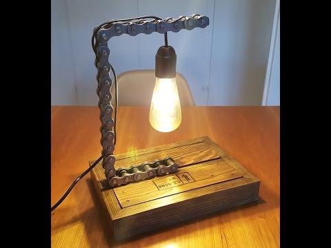 Steampunk Diy Industrial Pipe Lamp 4 Doovi