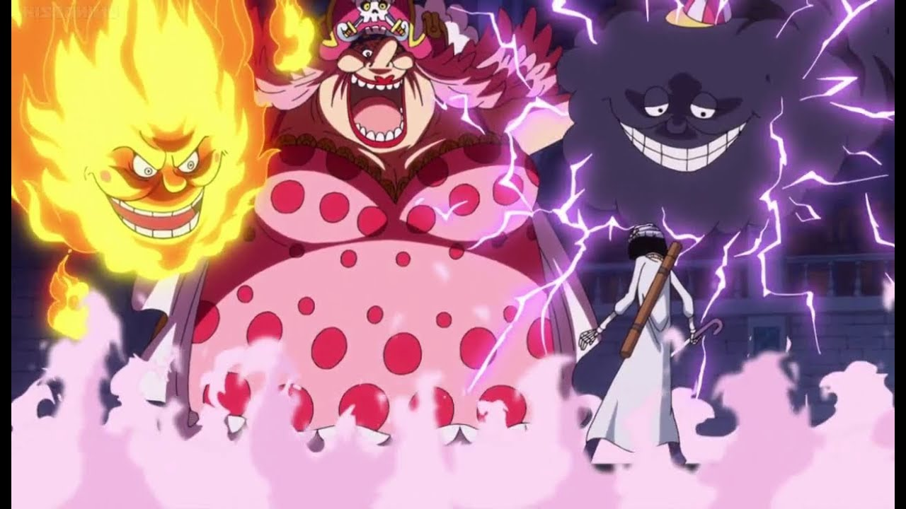 Big Mom Strongest Anime Female Characters animeinterface