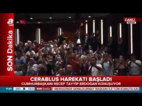 Recep Tayyip Erdoğan  'Başaramayacaksınız DURUŞUN YETER