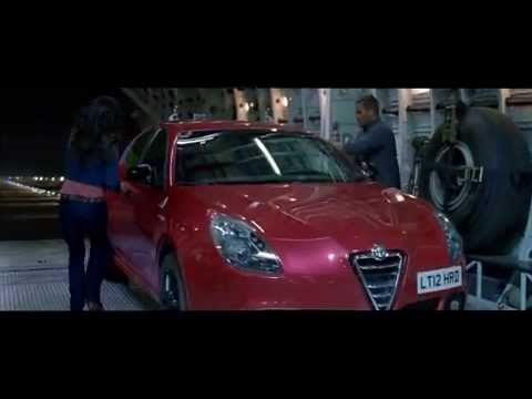 Giulietta Fast & Furious 6 Trailer - YouTube